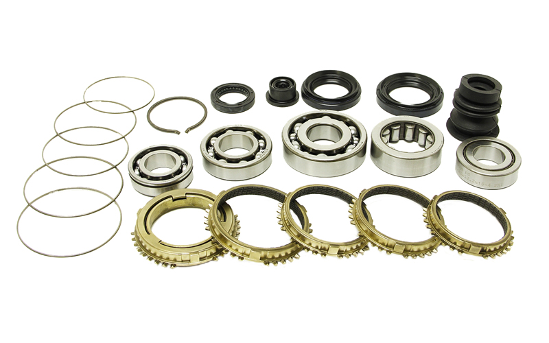 Carbon Rebuild Kits