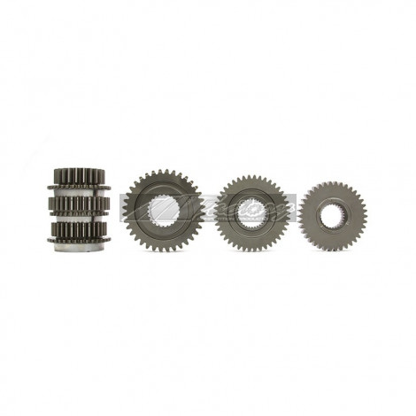 MFACTORY HONDA CIVIC CRX EF B-SERIES B16A B16B B18C CLOSE RATIO GEARS GEAR SET COMBO 3RD-5TH