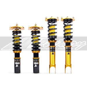 YELLOW SPEED RACING YSR PREMIUM COMPETITION COILOVERS SEAT LEON 1M1 99-06 2WD